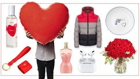 San Valentín: más de 60 regalos (desde un euro) con los que sorprender a tu pareja