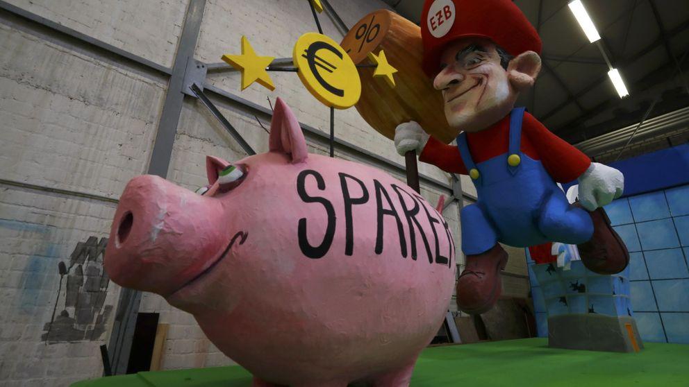 La inflación y el BCE hacen un agujero de 8.300 millones a los ahorradores