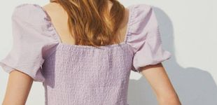 Post de Alerta: este minivestido lila de H&M es una maravilla y cuesta solo 10 euros