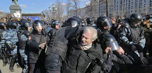 Post de La policía rusa detiene al líder opositor Navalni en las protestas contra la corrupción