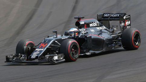 Alonso y McLaren  ganan su primera carrera en la 'clase media' de la F1