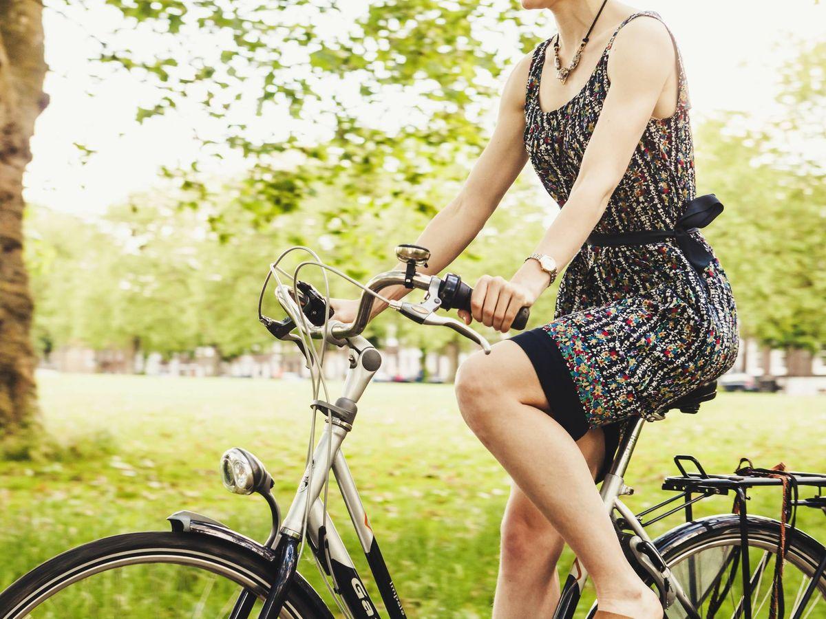 Foto: Ventajas de montar en bicicleta. (Blubel para Unsplash)