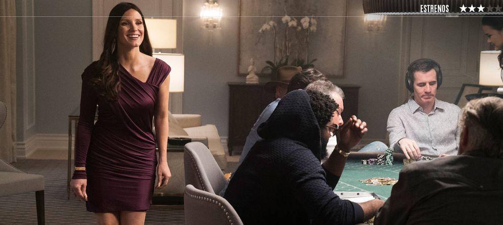 Foto: Jessica Chastain protagoniza el debut en la dirección del guionista Aaron Sorkin. (EOne)