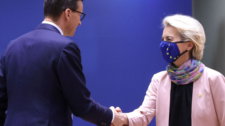 Los líderes europeos rebajan el enfrentamiento con Polonia y apuestan por el diálogo