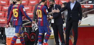 Post de El Barcelona se queja del VAR y sigue olvidándose del juego