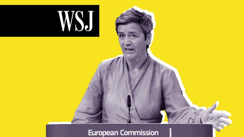 Los inversores en Google, Apple y Amazon deberían tener más miedo a Bruselas