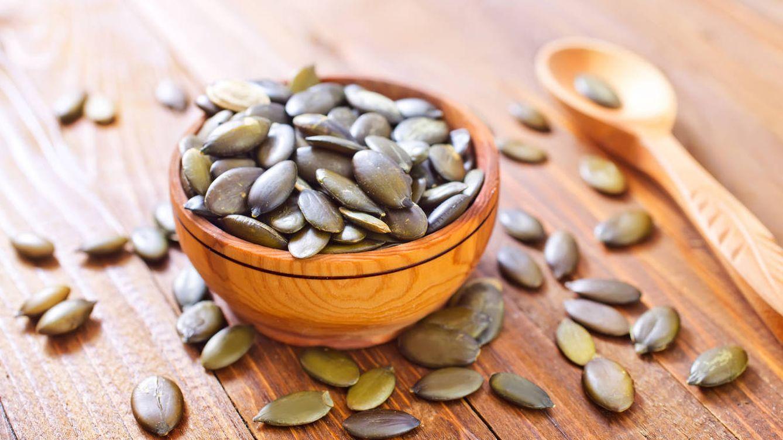 Foto: Las semillas de calabaza tienen importantes propiedades. (iStock)