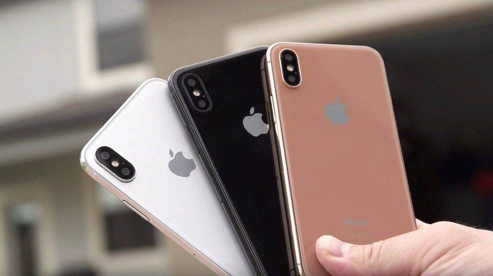 Foto: Render con el posible acabado de iPhone X Edition. (9to5Mac)