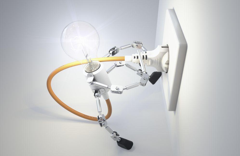 Foto: Con la nueva factura de la luz pagarás en función de lo que consumas cada hora (CORBIS)