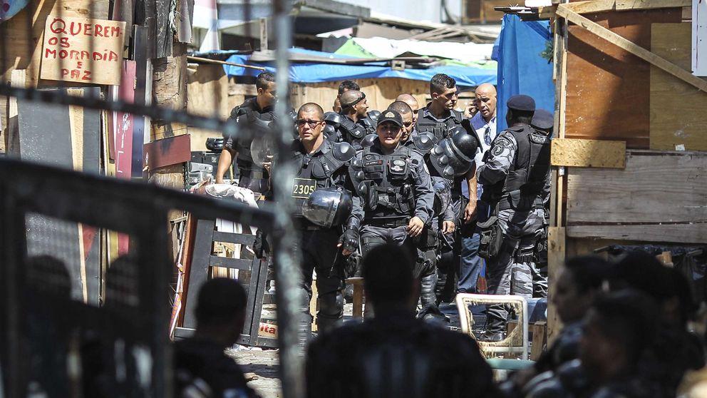 Se desvanece la paz en Brasil: las balas perdidas vuelven a Río