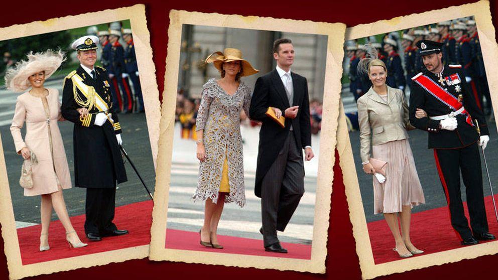 Así han cambiado las vidas de los invitados a la boda de Felipe y Letizia