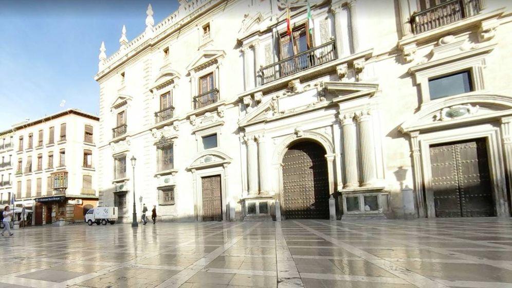 Foto: Tribunal Superior de Justicia de Andalucía. (Google Maps)