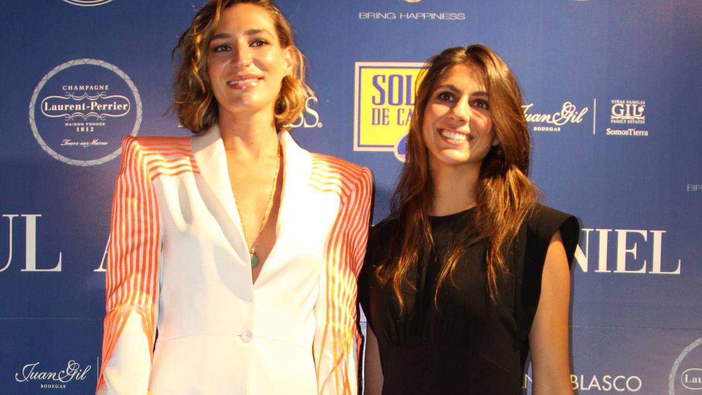 Eugenia Osborne y Ana Patricia Portillo. (Foto: Beatriz Morandeira y Jose Luis Simón)