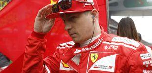Post de Tarjeta amarilla a Räikkönen: