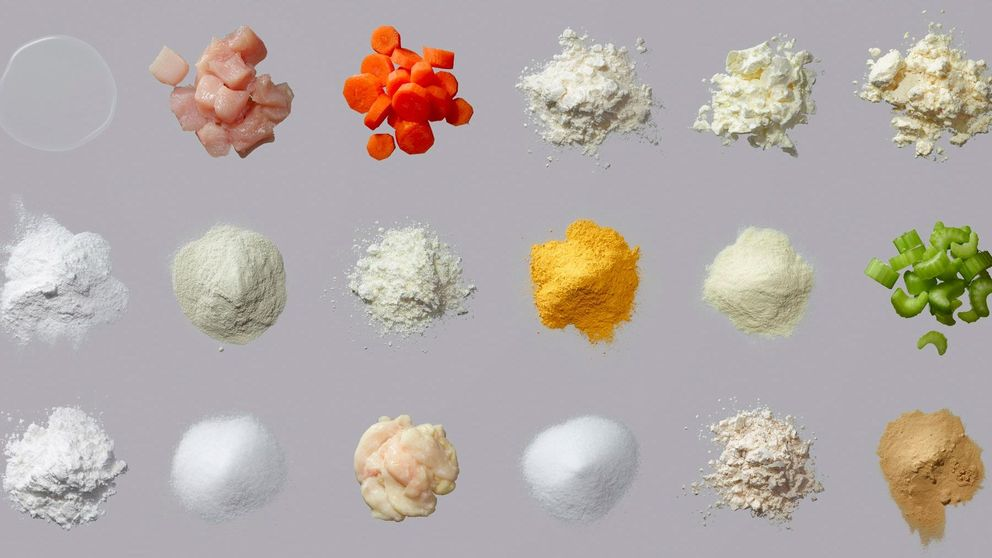 Los ingredientes desconocidos de la comida que te gusta (dan bastante asco)