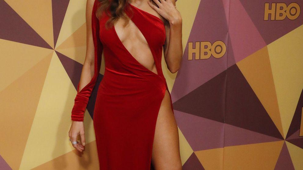 Blanca Blanco, la actriz que fue de rojo a los Globos de Oro (y que lo enseñó todo en los Oscar)