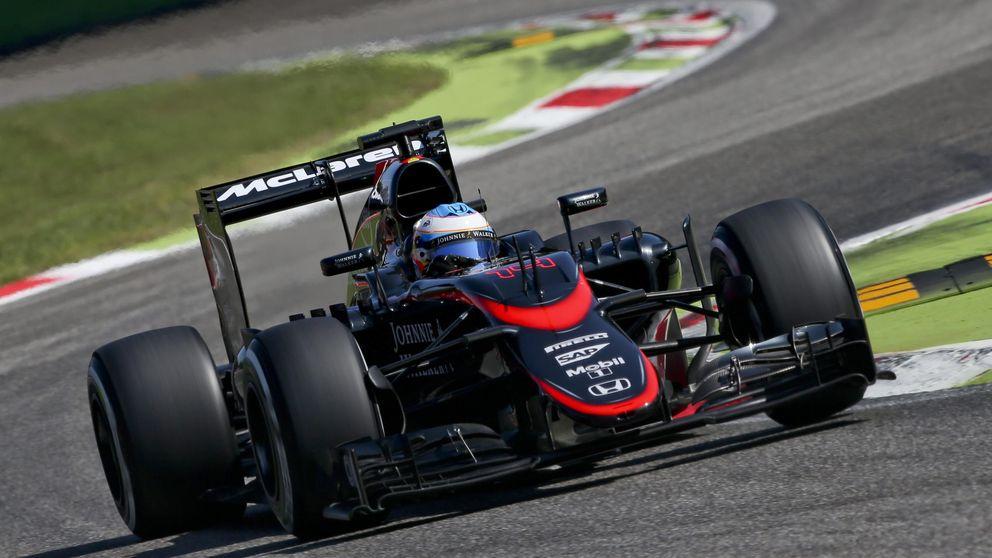 Un respiro para las críticas hacia el McLaren-Honda de Alonso y Button