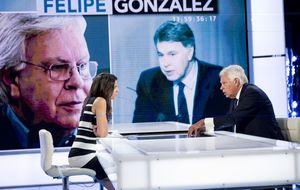 González no descarta un Gobierno del PP apoyado por el PSOE o al revés