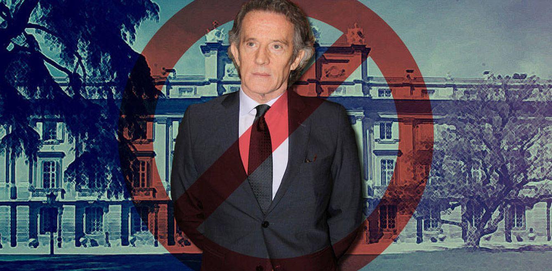 Foto: Alfonso Díez en un fotomontaje realizado en Vanitatis