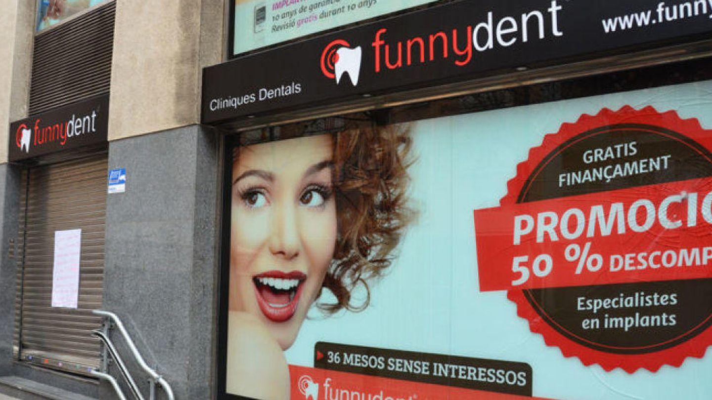 Las clínicas Funnydent cerraron sin previo aviso. (EFE)