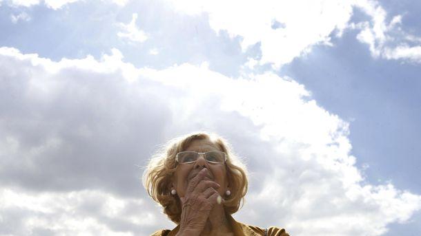 Foto: Manuela Carmena, probable futura alcaldesa de Madrid