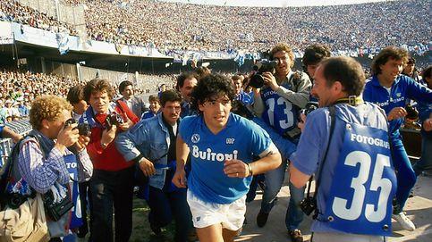 Así acabó Nápoles con el dios Maradona: cocaína, prostitutas y líos con la Camorra