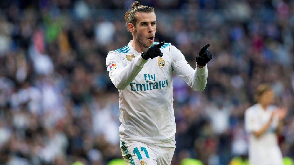 Foto: Bale ha marcado nueve goles y ha dado cinco asistencias en los 18 partidos que ha jugado esta temporada. (EFE)