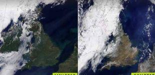 Post de Reino Unido ya no es verde desde el espacio: la culpa es de la sequía y el calor