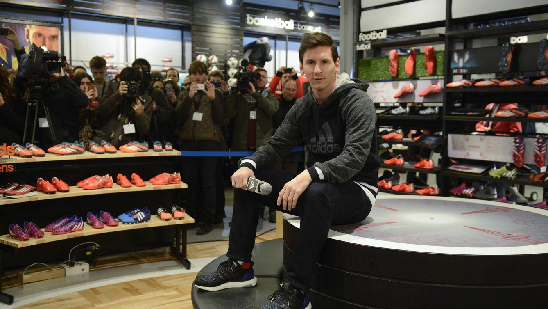 Messi no se presenta al juicio: un empresario le reclama el 3% de sus ganancias