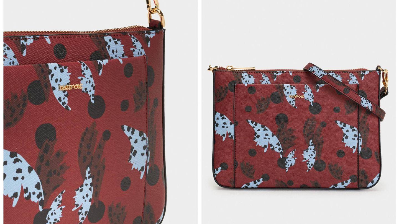 Nuevo bolso con estampado animal de Parfois. (Cortesía)
