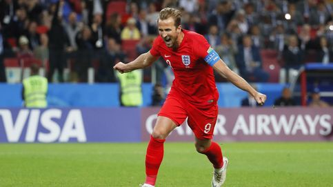 Suecia - Inglaterra en directo: ¿podrá Harry Kane con la defensa sueca?