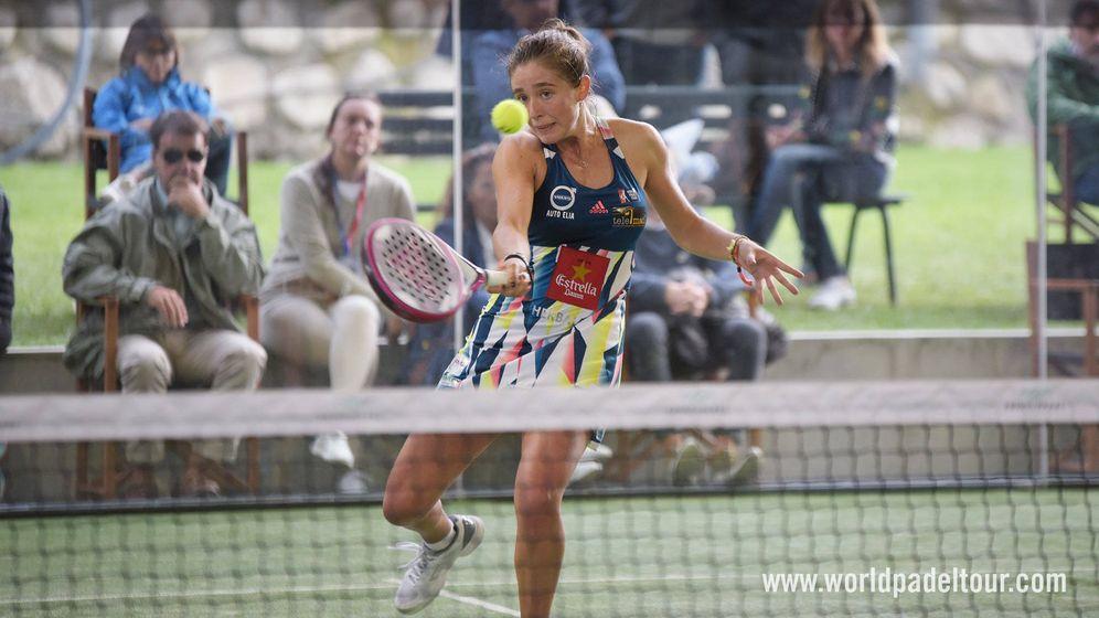 Foto: La jornada femenina del Vallbanc Andorra Open