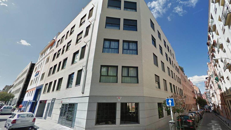 Edificio del número 35 de la calle de Marqués de Mondéjar de Madrid. (Google Maps)