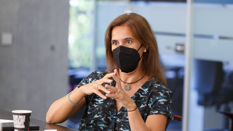 Nuria Pardina, directora de Operaciones de Deutsche Bank IPB España.