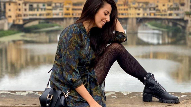 Almudena Cid luce en 'El hormiguero' el collar perfecto para las que odian las joyas