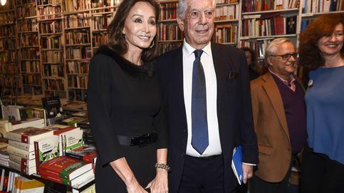 ¿Dónde han estado escondidos Isabel Preysler y Vargas Llosa?
