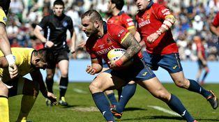El placer que te cagas de España de rugby ante Rumanía y la chapuza de Teledeporte