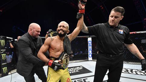 UFC 256: el increíble KO de Holland y Figueiredo sepulta el sueño de México