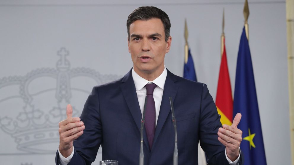 Pedro Sánchez recibirá a Pablo Casado este jueves en La Moncloa