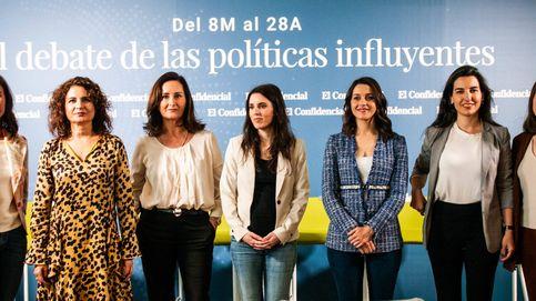 Así hemos contado en directo 'El debate de las políticas influyentes'