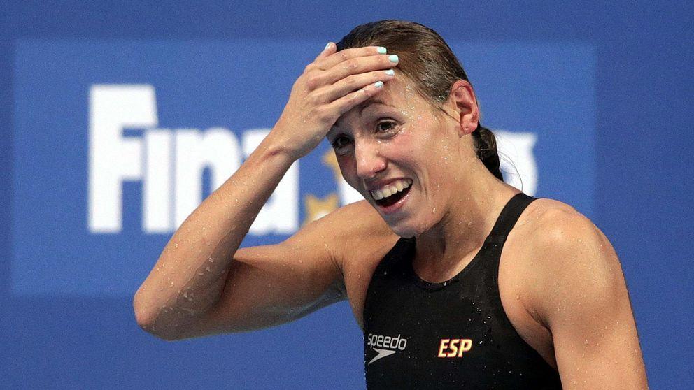 Jessica Vall, ejemplo de constancia y esfuerzo para subir a un podio mundial