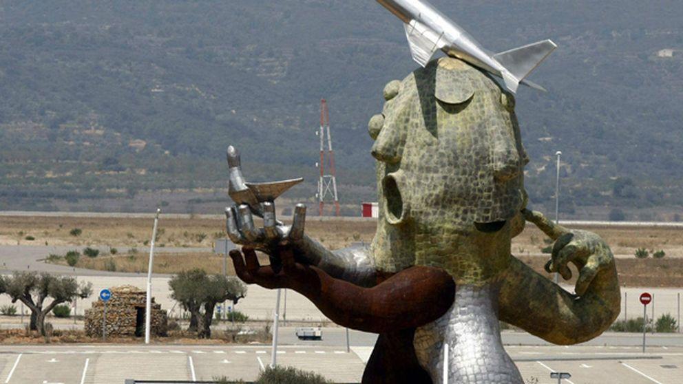 Fabra maniobra y el aeropuerto de Castellón irá a la firma condenada