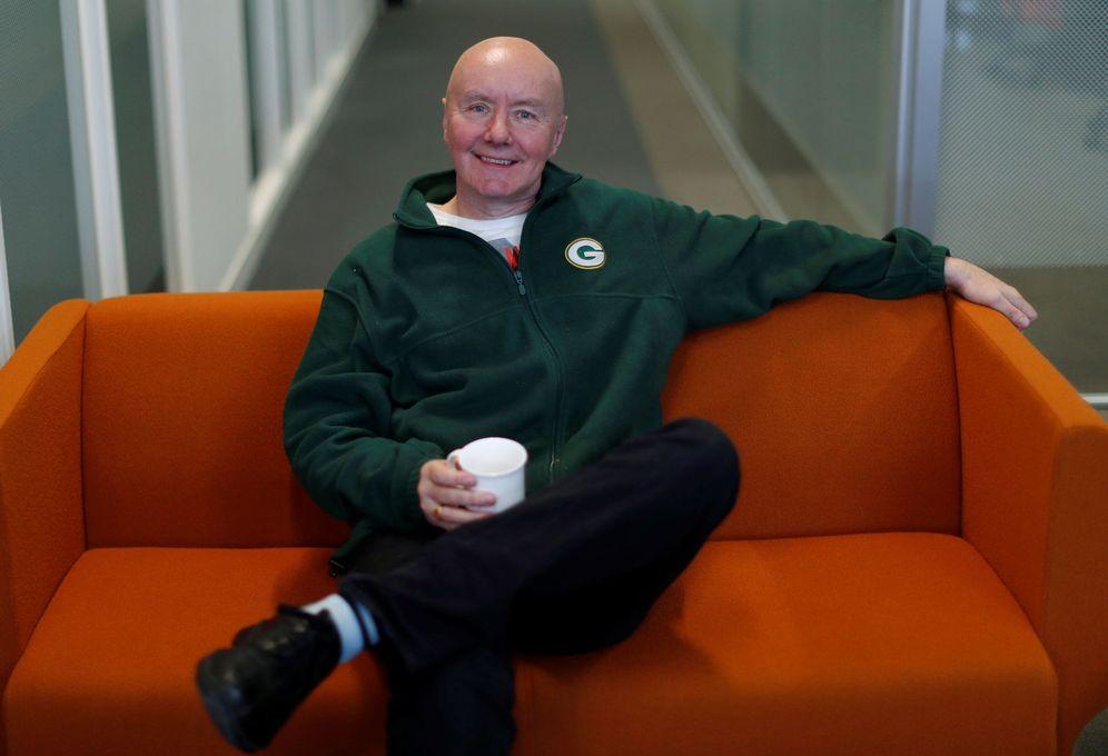 Foto: El escritor escocés Irvine Welsh (Reuters)