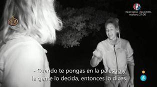 'Supervivientes': Suso y Steisy desenmascaran a Carla