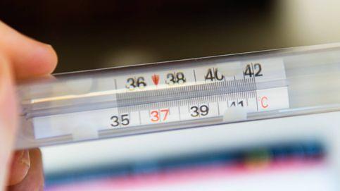 ¿Qué temperatura corporal exacta se considera fiebre?