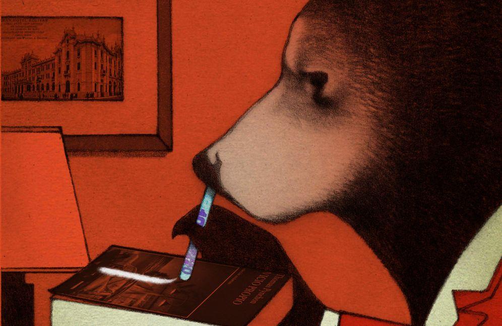Foto: Ilustración de Jean-Francois Martin para 'Drogadictos'