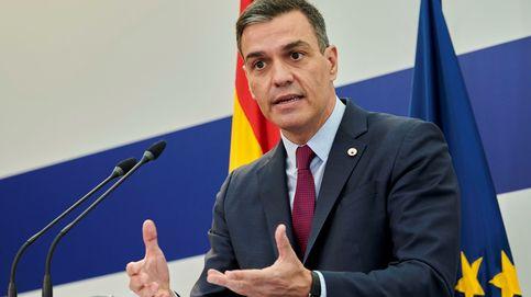 Sánchez hablará con Aragonès de inversiones y medidas legales sin entrar en proclamas