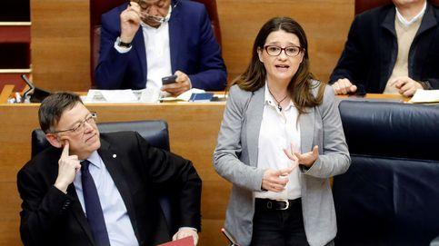 La financiación del PSPV y el auge de Cs, el cóctel que puede tumbar a Puig y Oltra