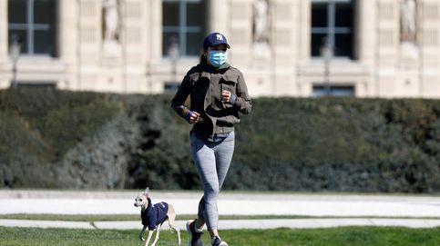 París prohíbe el deporte al aire libre de 10 a 19h. para evitar contagios de Covid-19