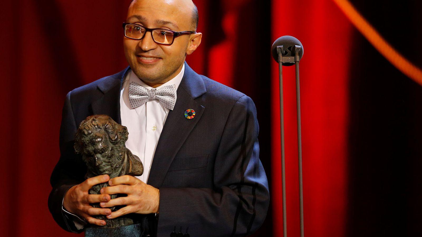 Foto: Jesús Vidal gana el Goya al mejor actor revelación. (Reuters)